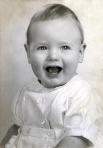 Tim Henderson- toddler