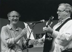 Tim Henderson & Peter Yarrow @ Peter's 50th birthday
