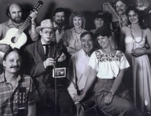 Tim Henderson - Beltbuckle Band 1986