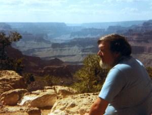 Tim Henderson - vacation July, 1982