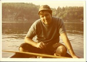Tim Henderson - fishing