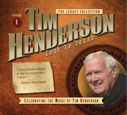 tim henderson - gone to texas