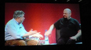 Paul Krugman and Charlie Stross