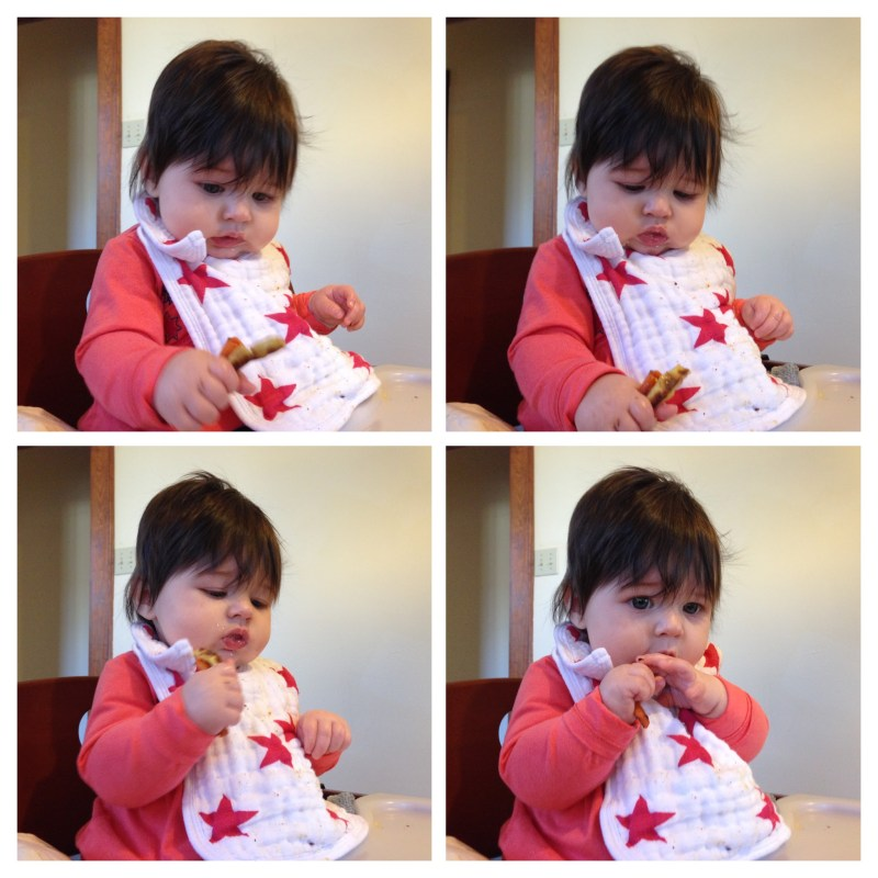 baby eating 4