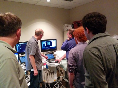 Ultrasound Demonstration