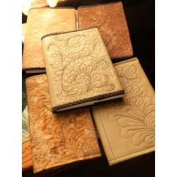 Small Crop Of Leather Book Covers
