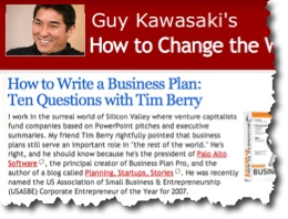 Guy Kawasaki Quote