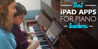 ipad apps for piano teaching