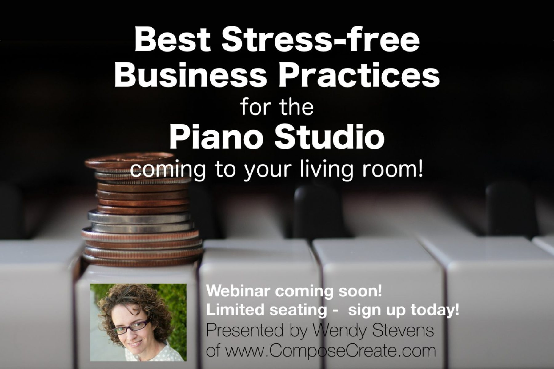 Best stress-free business practices for your studio | Webinar by Wendy Stevens