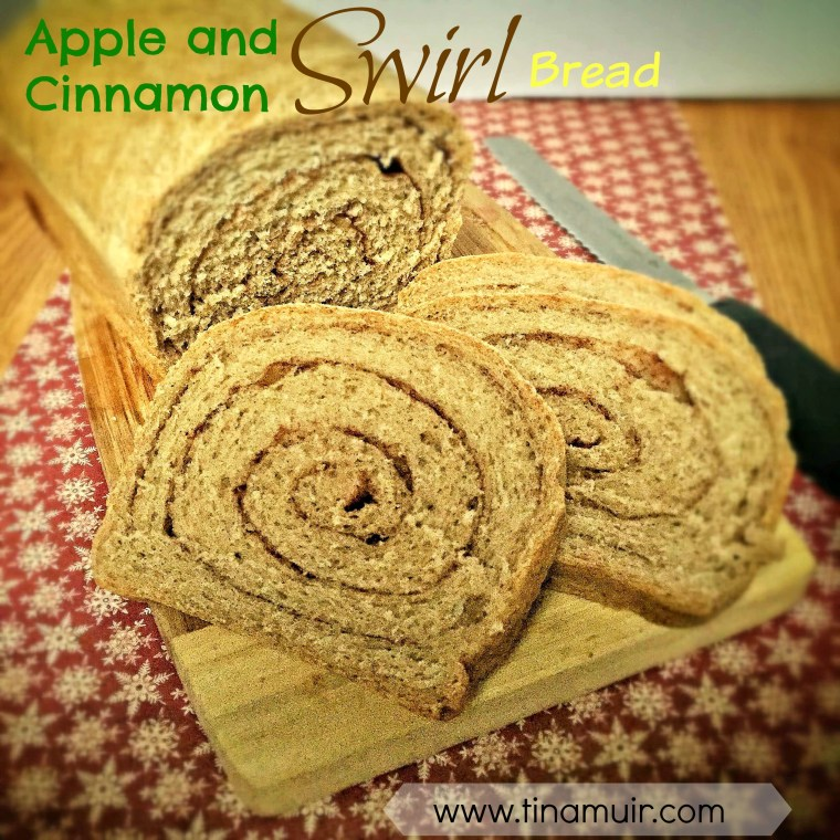 This homemade Apple and Cinnamon Swirl Bread is simple and easy to make for the holidays, and makes delicious french toast!
