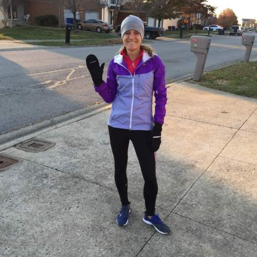 A runners guide: What to wear for every winter run. This is so helpful to know what the elites wear for each winter run!