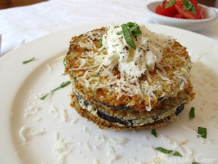 03Crispy Baked Eggplant & Ricotta Stacks