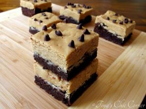 04Peanut Butter Frosted Brownies