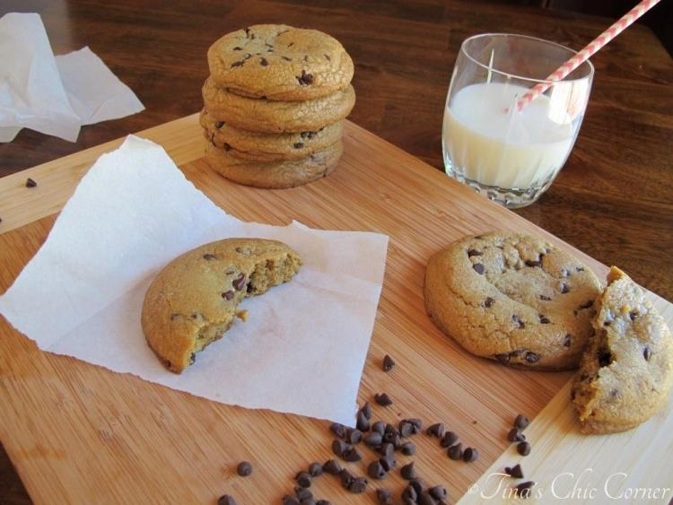 23Perfect Chocolate Chip Cookie