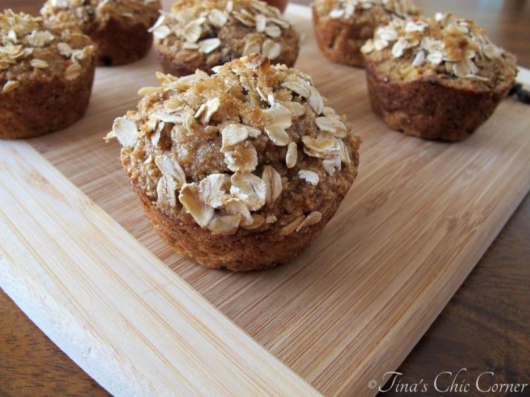 07Apple Raisin Whole Wheat Muffins