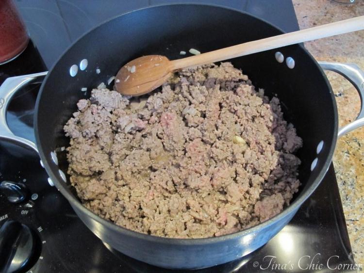 01Italian Meat Sauce
