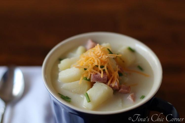 03Ham & Potato Soup