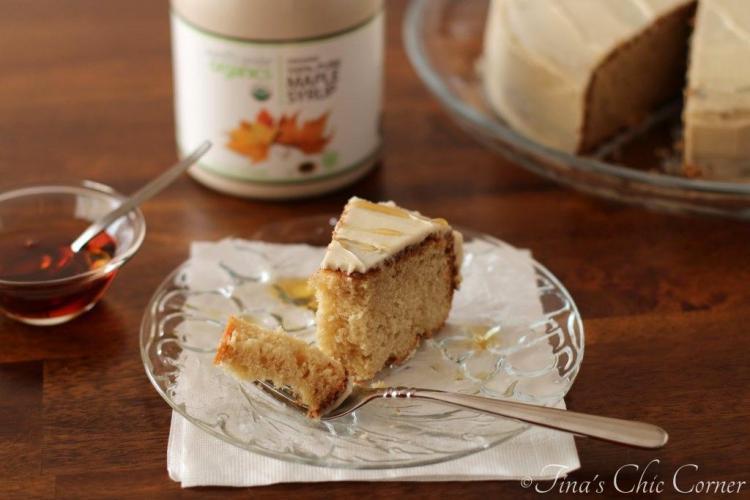 04Maple Cake