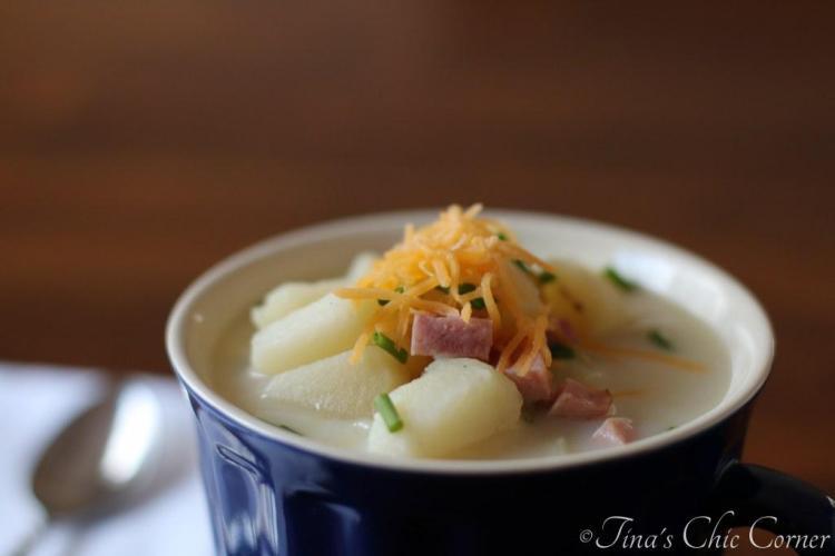 05Ham & Potato Soup