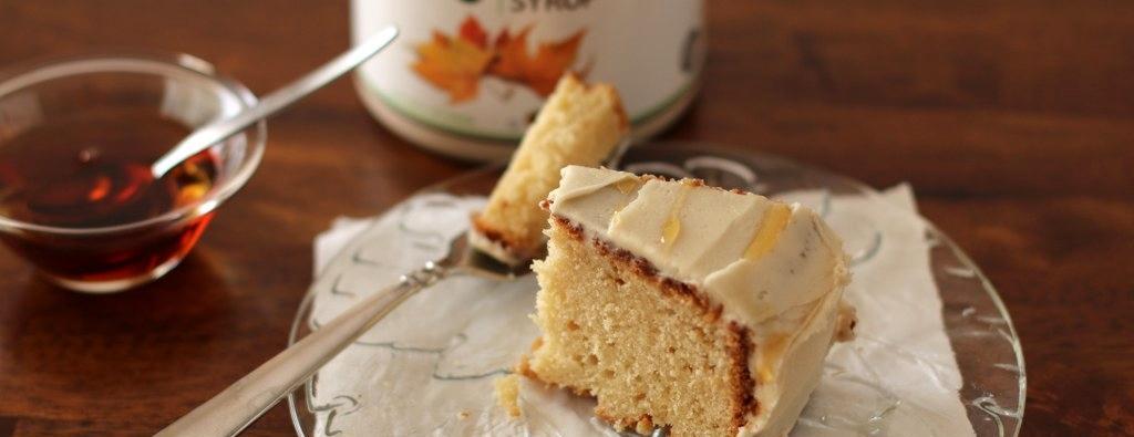 09Maple Cake