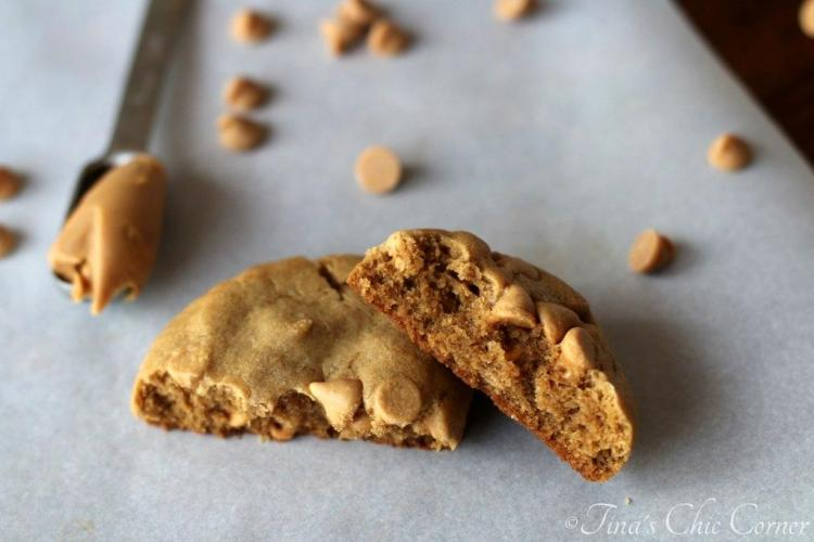 08Bakery Style XL Peanut Butter Cookies