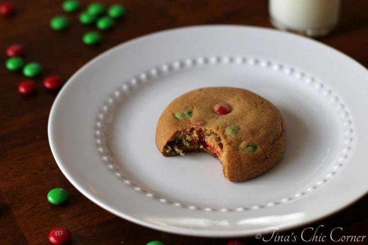 09M&M Cookies