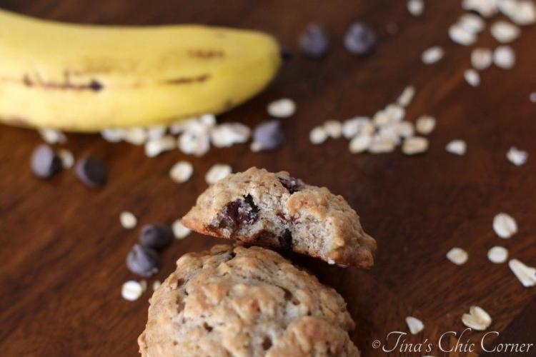 01Banana Chocolate Chip Cookies