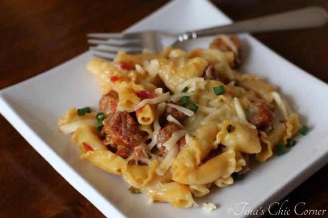06Spicy Chorizo and Pasta
