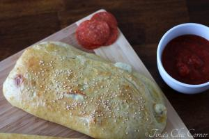 08Homemade Calzones