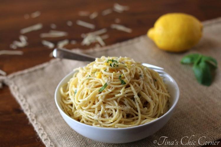 06Lemon Spaghetti