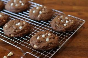 14Essence of Chocolate Cookies