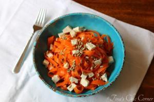 01Mediterranean Carrot Salad