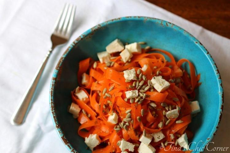 02Mediterranean Carrot Salad