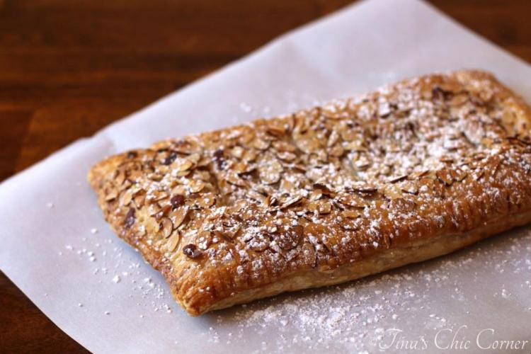 13Sweet Almond Pastry