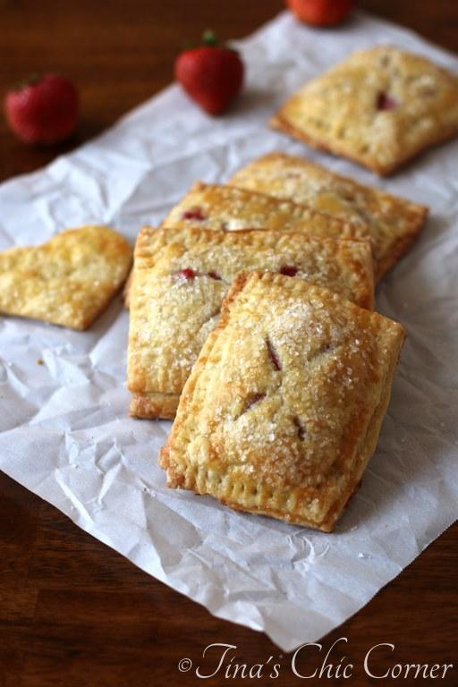 17Strawberry Hand Pies