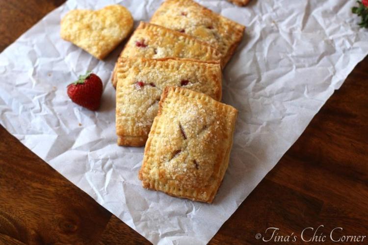 18Strawberry Hand Pies