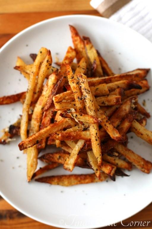 Baked French Fries02