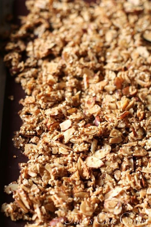 Quinoa Granola01