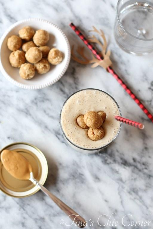 peanut butter bomb smoothies about 20 miniature peanut butter crunch