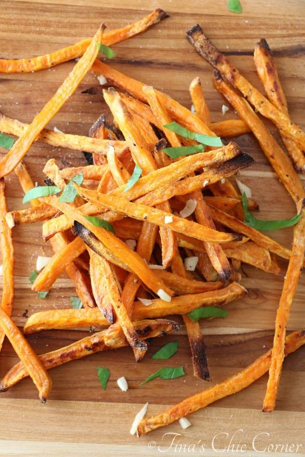 Garlic Sweet Potato Fries01