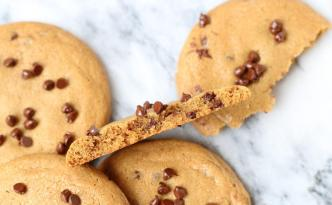 Panera copycat chocolate chip cookie13