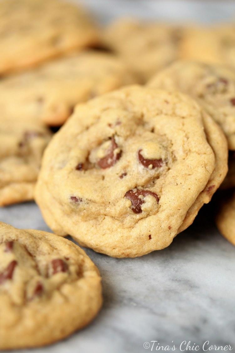 Chocolate Chip Cookies – Tina's Chic Corner