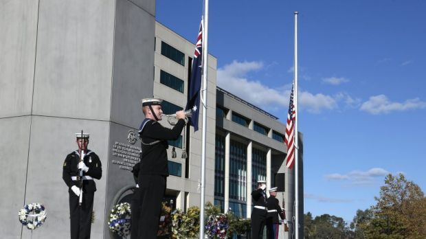 75th Coral Sea Commemoration