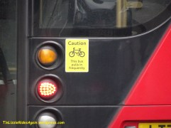 Pay attention to bus movements