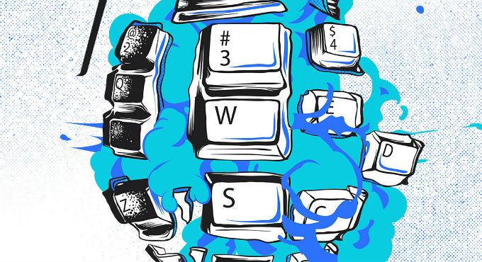 Escribe escribe escribe o… ¡A la verga!