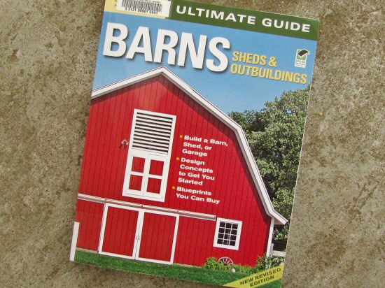 Barns, Sheds & Outbuildings book