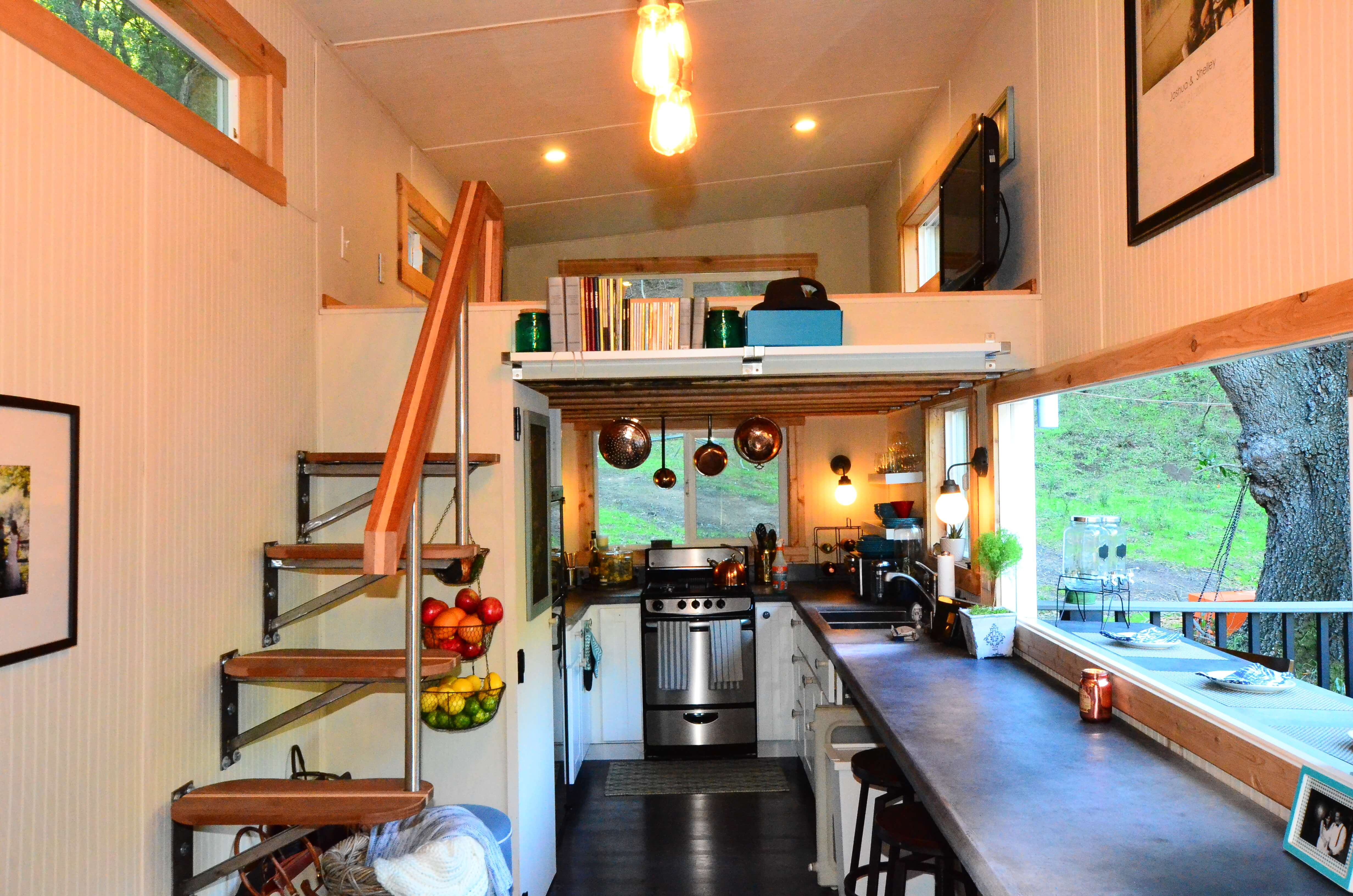 Small House Trailer Plans