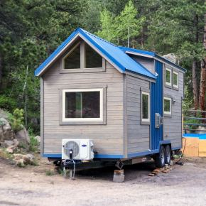 Building Off-Grid with SimBLISSity Tiny Homes