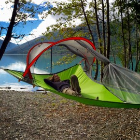 Tiny House Gear: Multi-Purpose Tree Tent