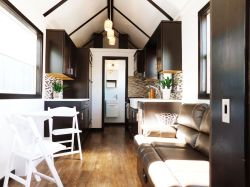 Extraordinary Tiny House Kitchen Living Room Tiny Idahomes Tiny Tiny House Kitchen Organization Tiny House Kitchen Units Living Room Tiny House Kitchen